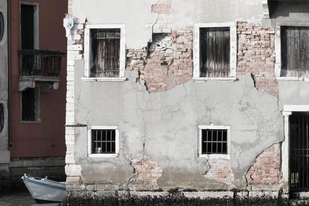 Venedig – Häuser und Fassaden