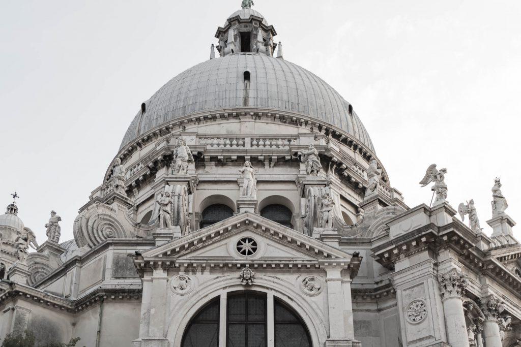 Venedig – Basilica di Santa Maria della Salute