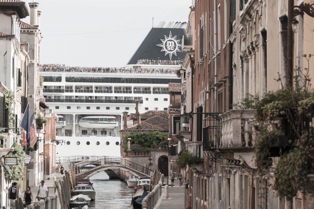 Venedig – Schiffe