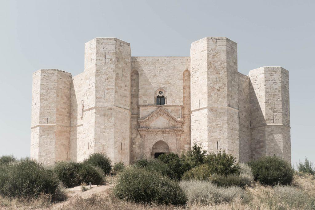 Castel del Monte – Aussen