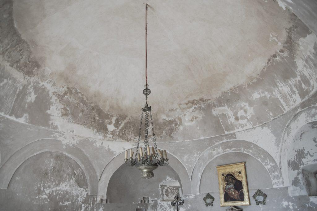 Festung Klis – Kirche