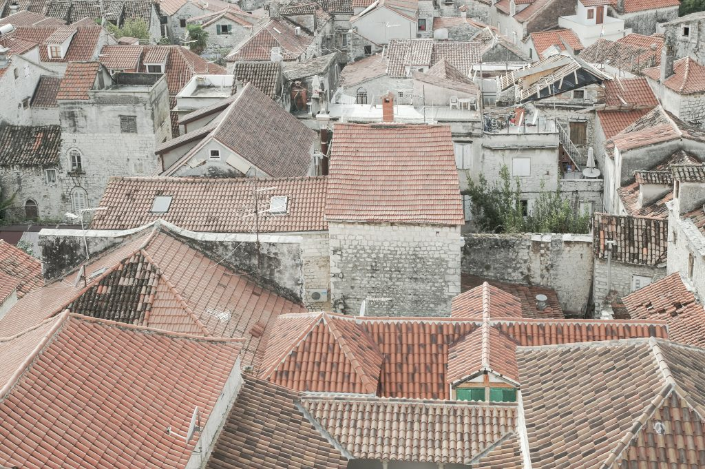 Trogir – Über den Dächern