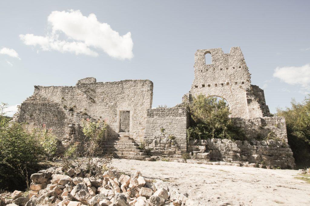 Ruinenstadt Dvigrad