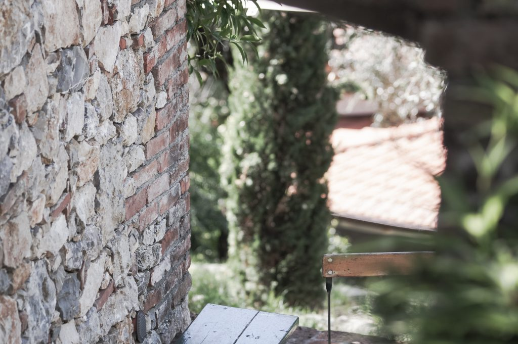Lerici – Chalet Gebäude