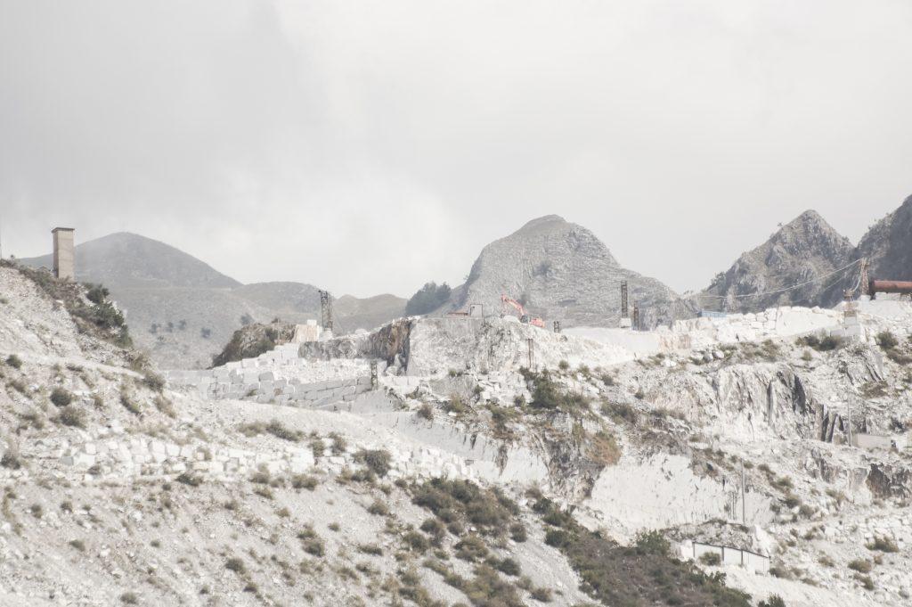 Carrara – Steinbrüche