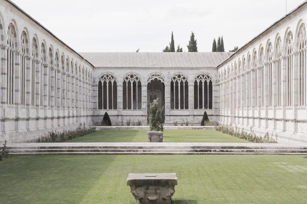 Pisa – Camposanto Monumentale