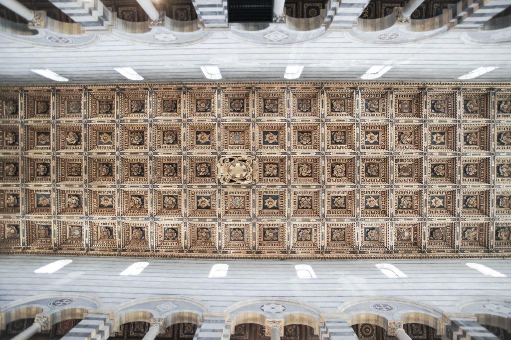 Pisa – Dom Gewölbe