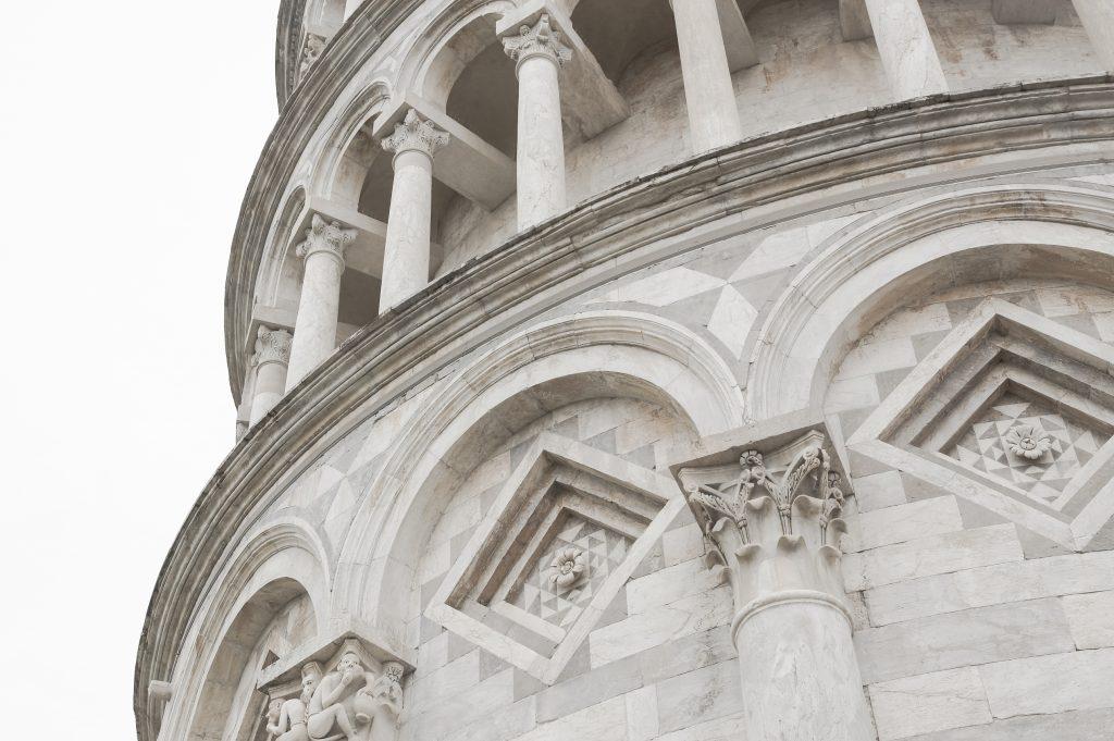 Pisa – Schiefer Turm