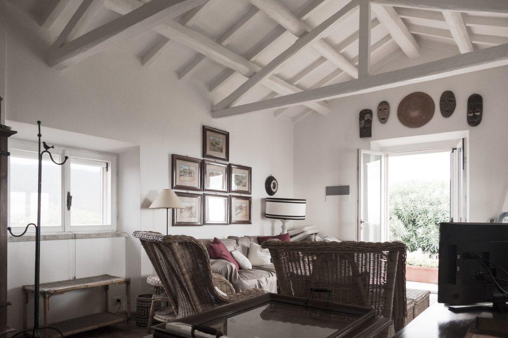 Forte Rocca – La Casa del Faro – Innen