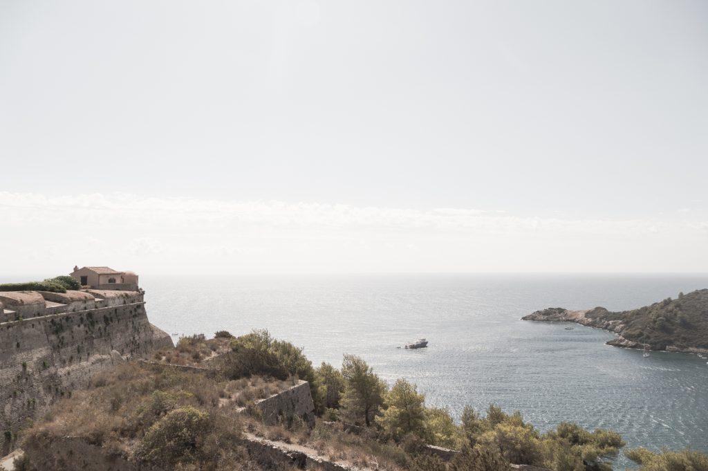 Forte Rocca – Ausblick