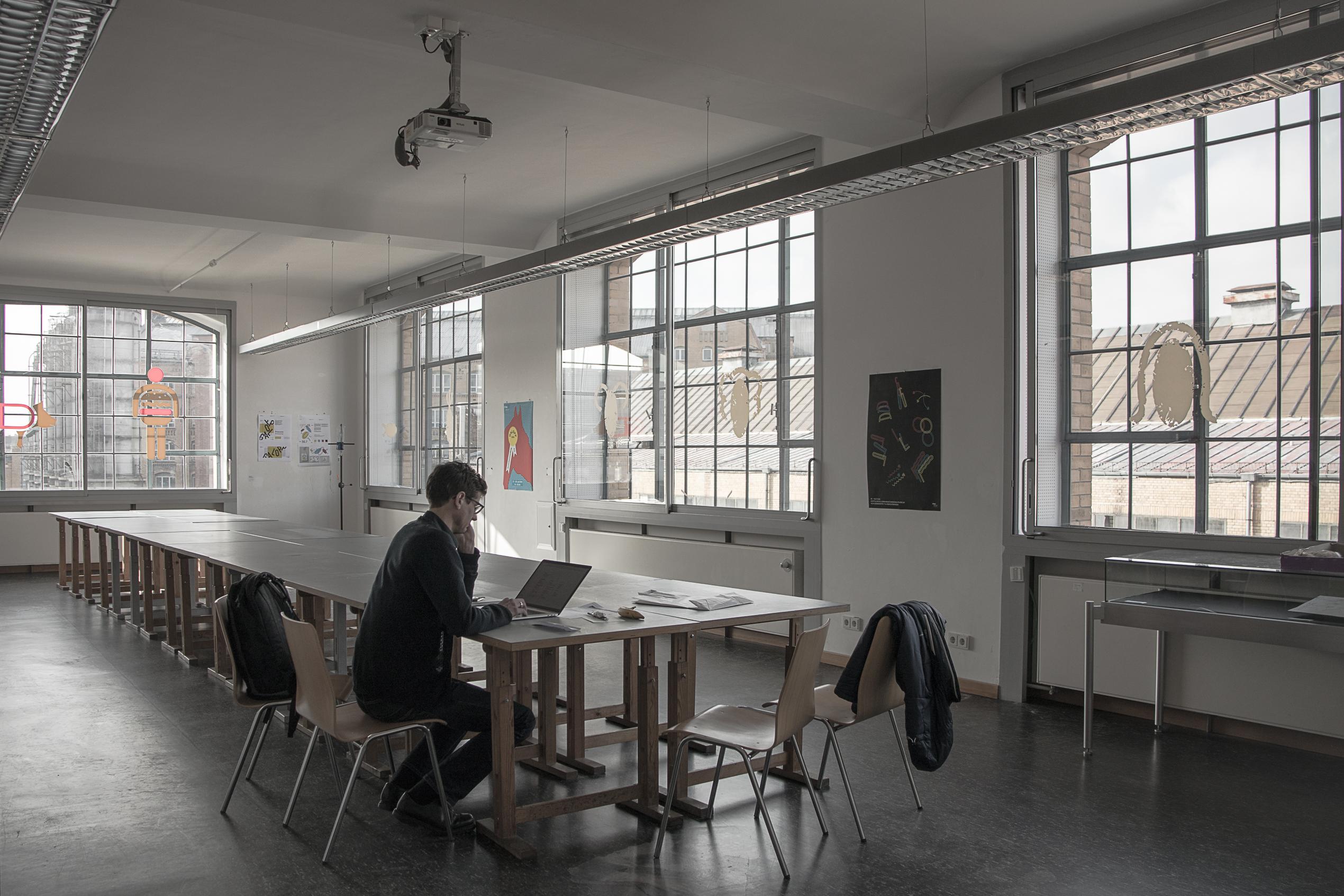 Fixe Schnitzel 2018 – Kommunikationsdesign HTW Berlin