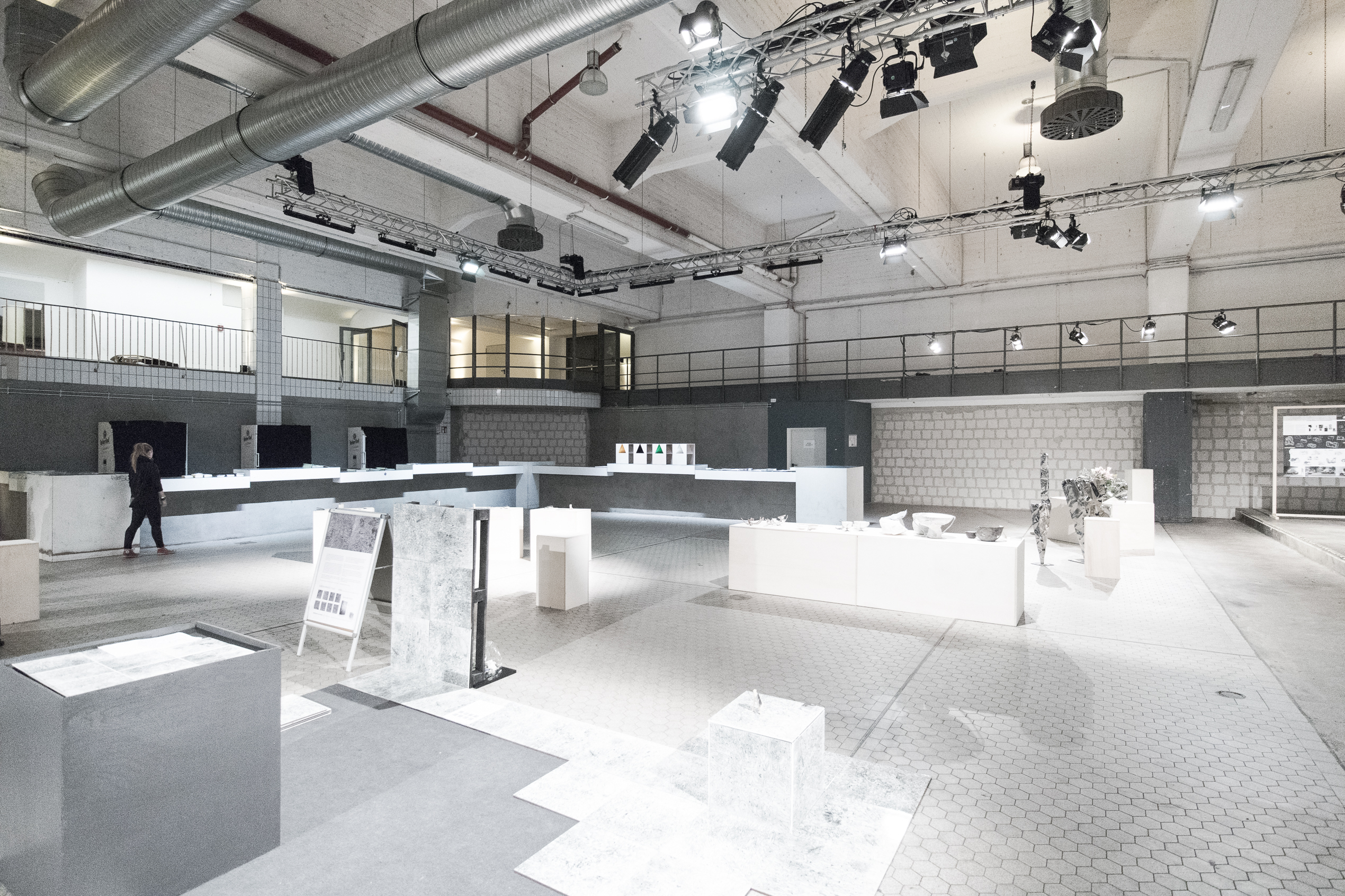 Design Week Berlin – Experimental Design – Vollgutlager