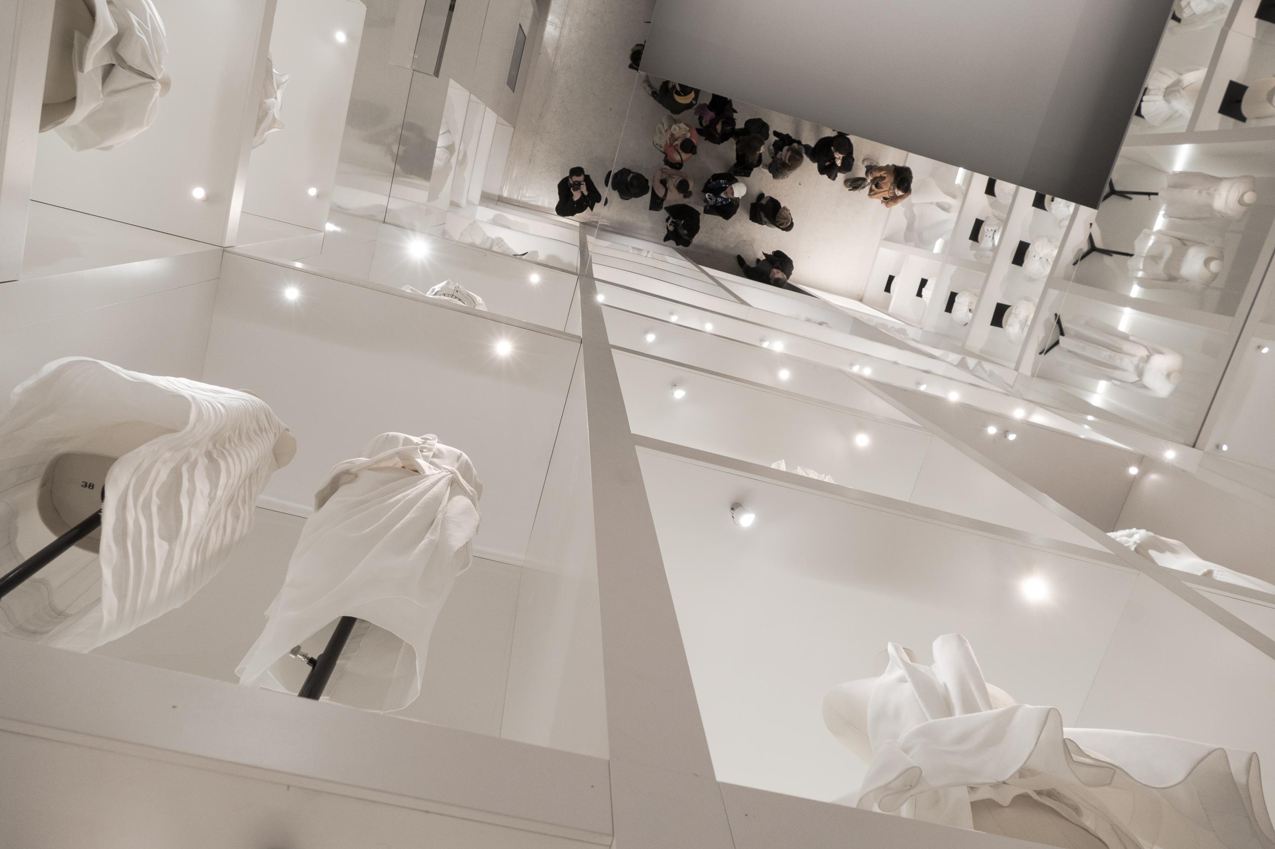 Paris – Dior Ausstellung