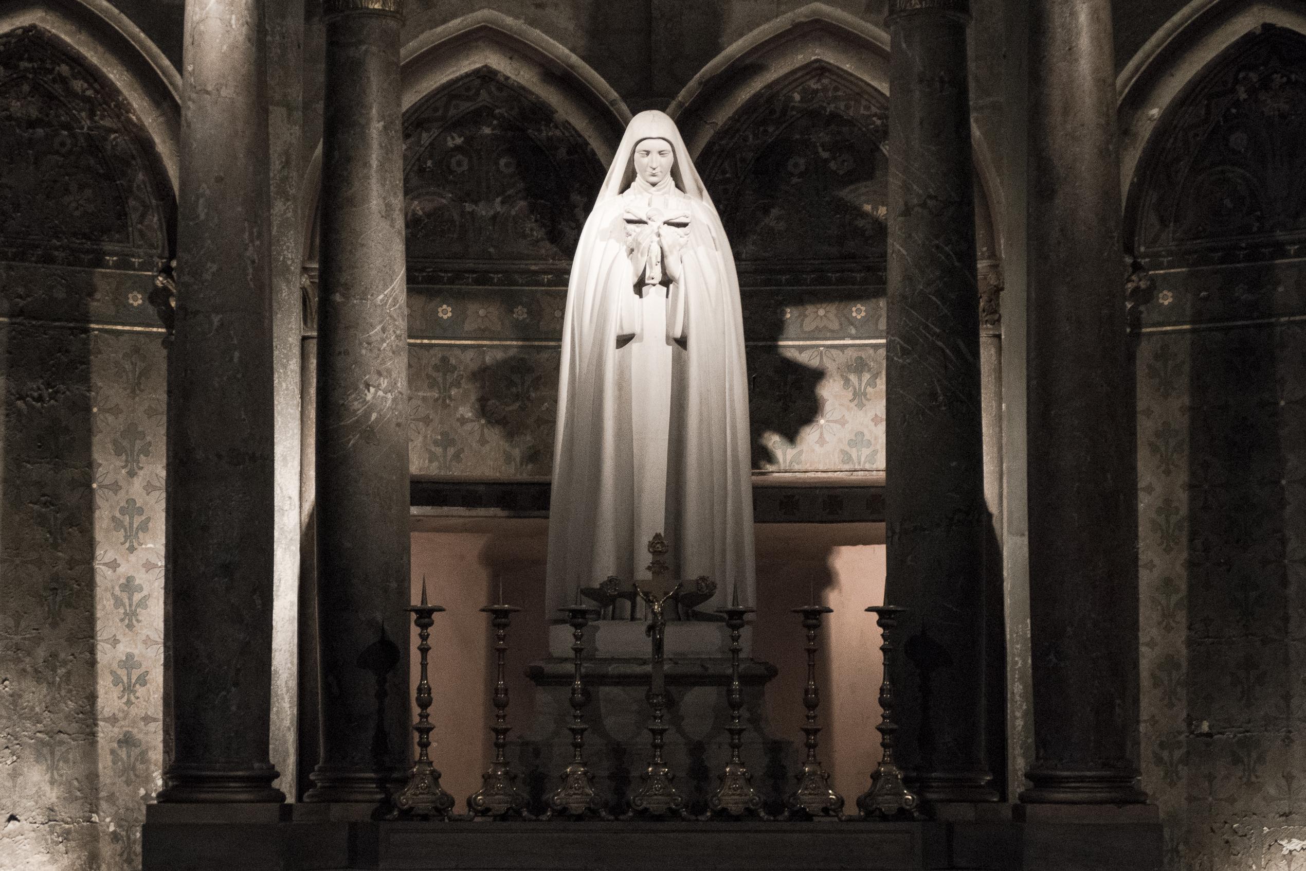Kathedrale Notre-Dame von Reims – innen