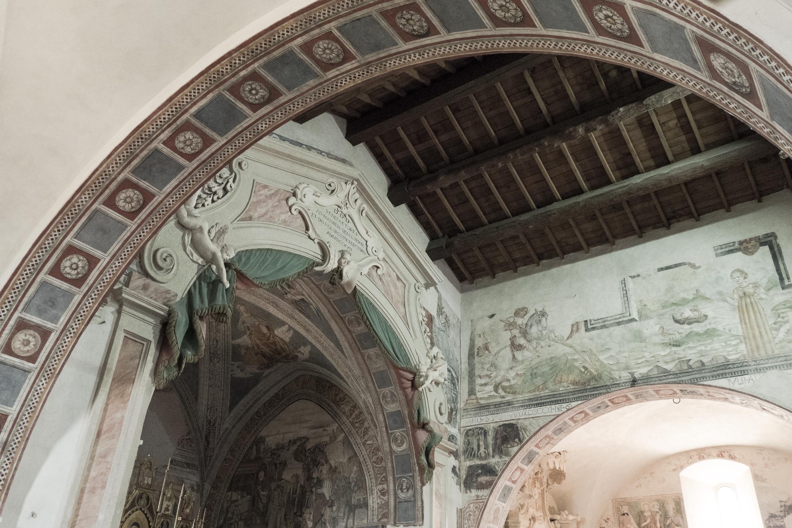 Montemerano – Chiesa Di San Giorgio