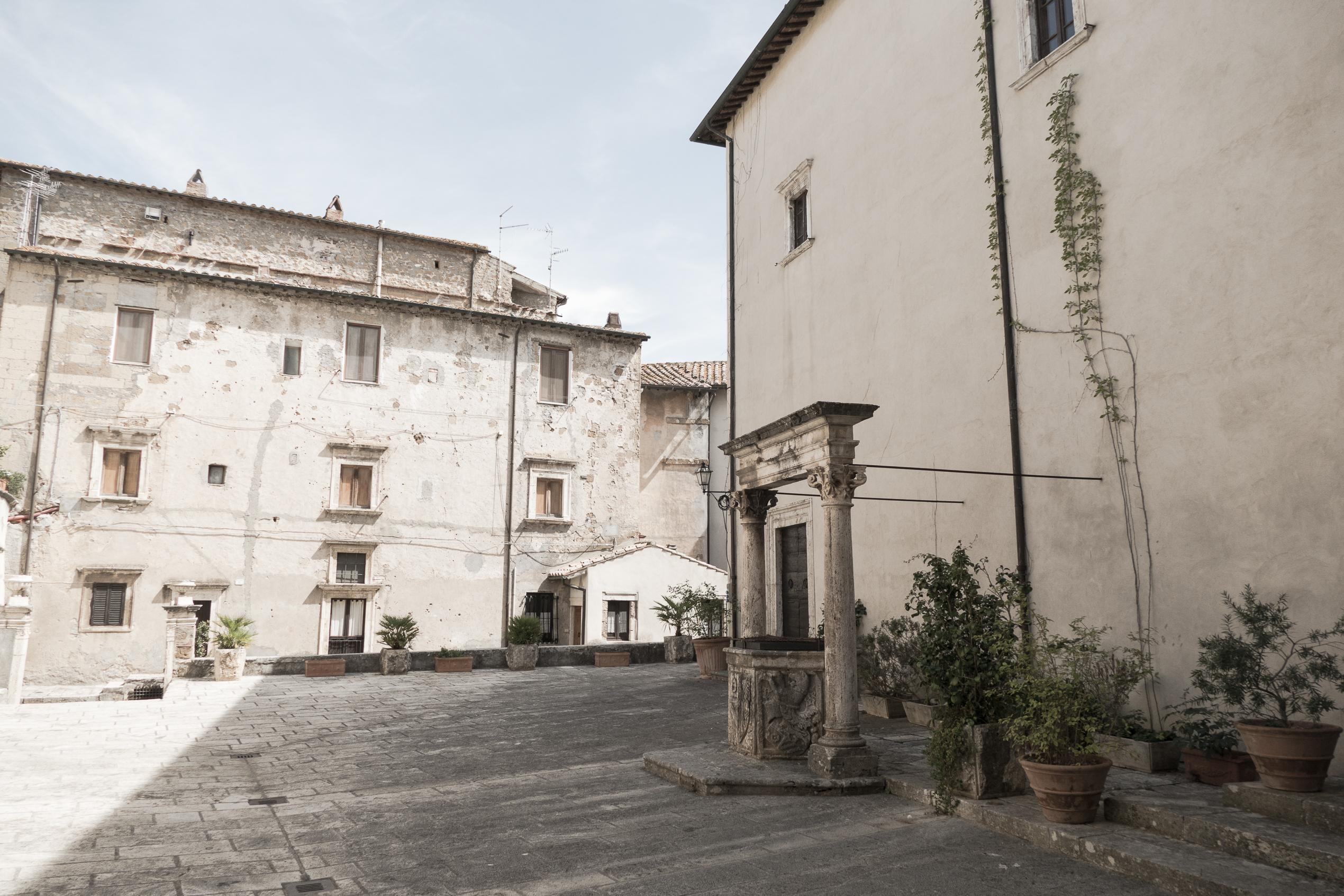 Pitigliano – Palazzo Orsini