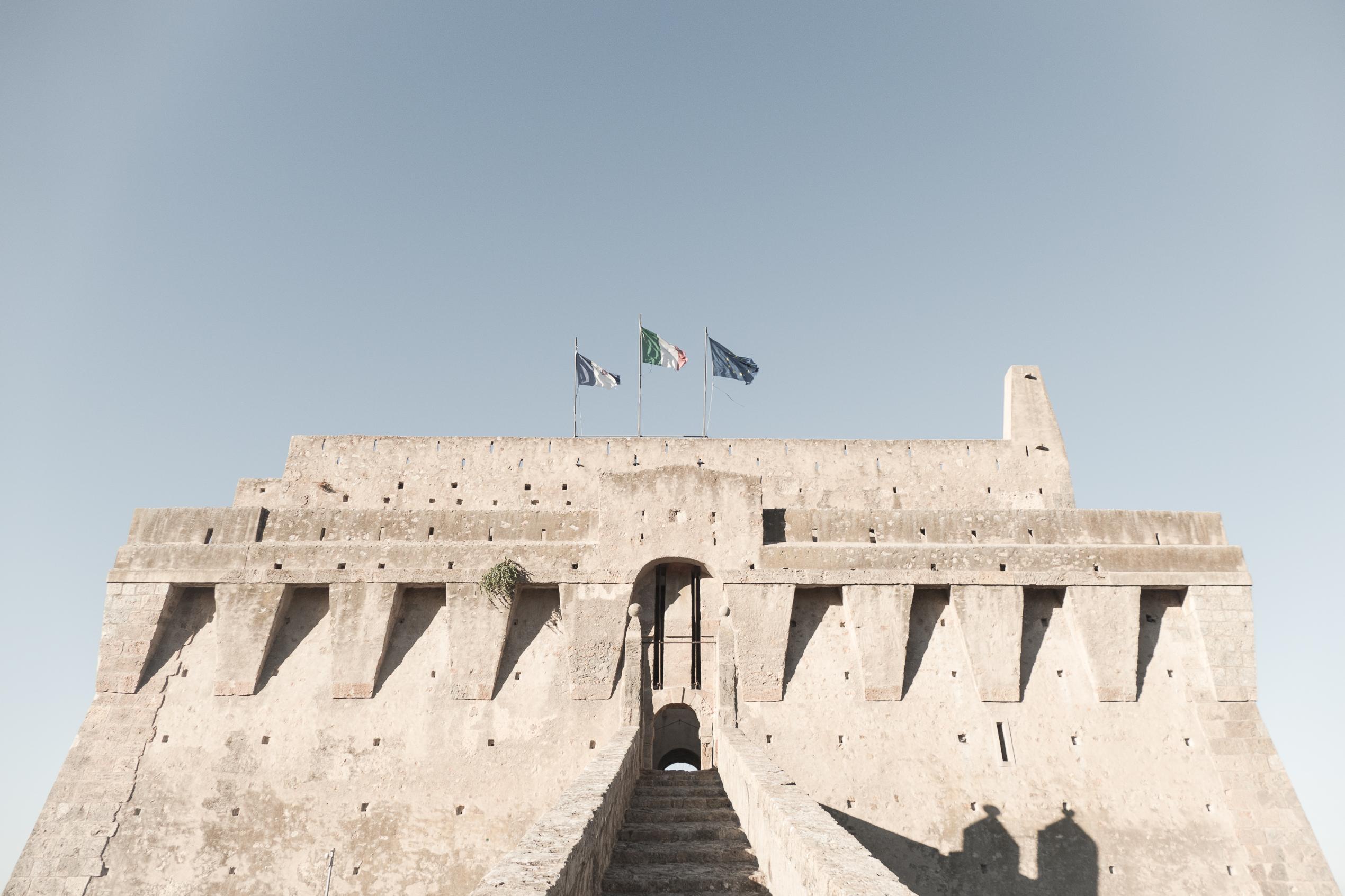 Porto San Stefano – Fortezza Spagnola