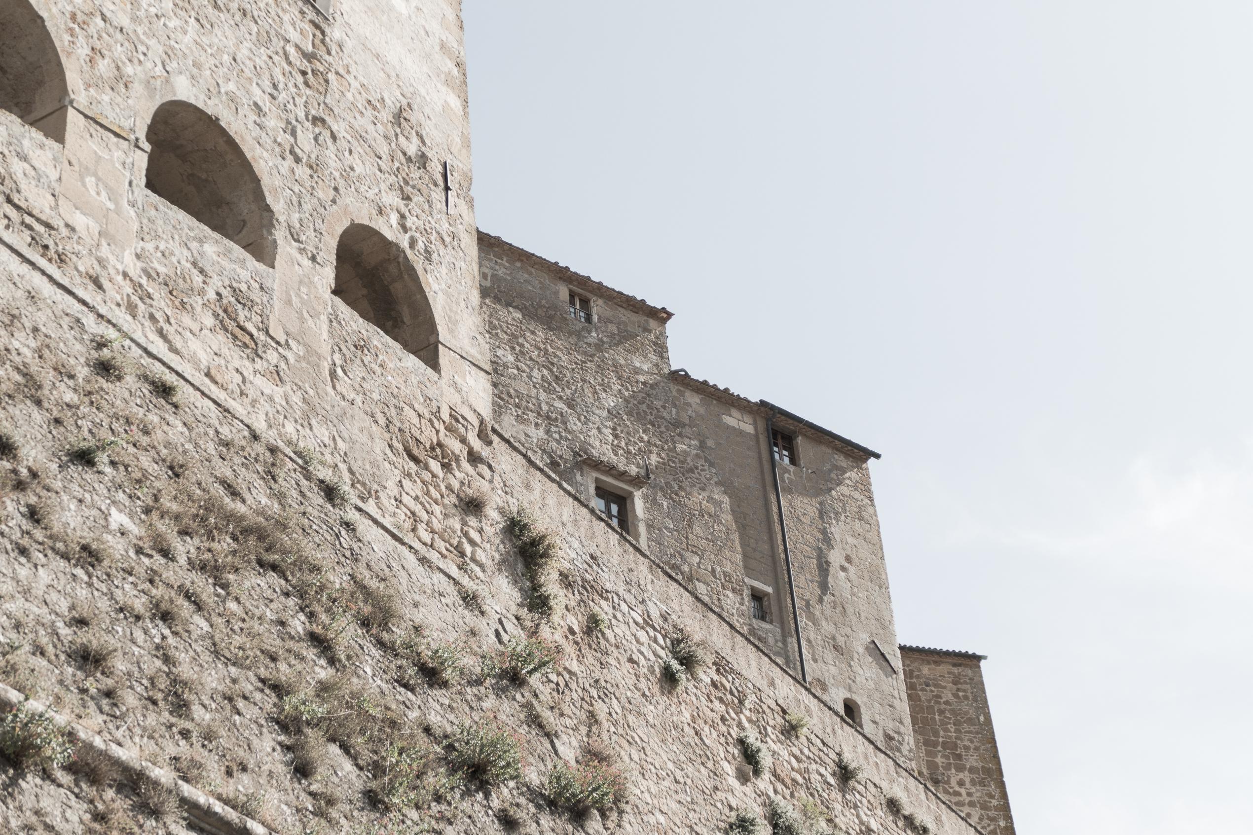 Sorano – Castel Orsini