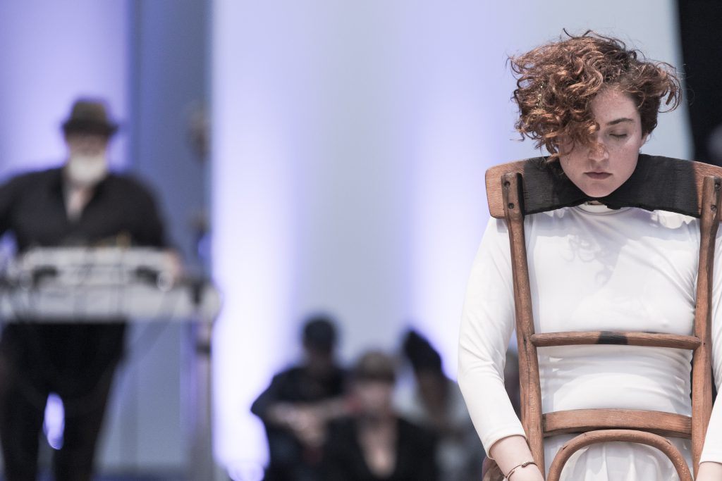 Creature – HTW Berlin – Berlin Fashion Week 2019